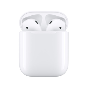 Apple AirPods with Charging Case [2019]