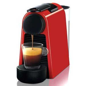 Nespresso Essenza Mini Coffee Machine Red