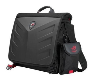 "ASUS 90XB0310-BBP000 15.6"" Messenger case Black notebook case"
