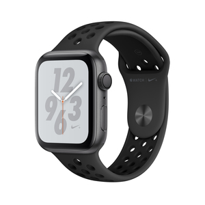 Apple Watch Nike+ Series 4 Gps 44Mm Space Grey Aluminium Case With Anthracite/Black Nike Sport Band
