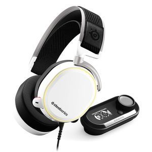 Steelseries Arctis Pro + Gamedac Binaural Head-Band White