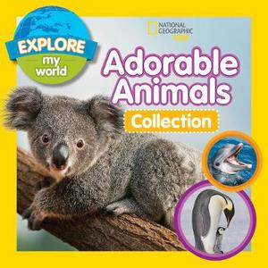 Explore My World Adorable Animal Collection 3-in-1 (Explore My World )