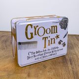 Bstin126 Groom Tin
