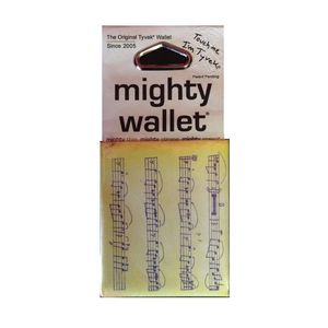 Music Sheet Mighty Wallet