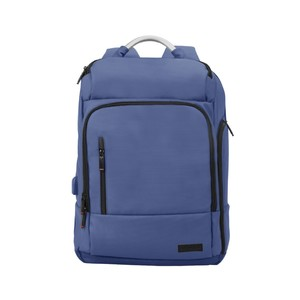 Promate 17 3 Professional Slim Laptop Backpack Blue