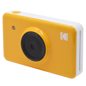 Kodak Mini SHOT Wireless 2 in 1 Digital Yellow