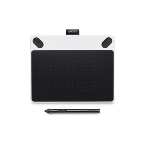 Wacom Draw 2540lpi 152 x 95mm USB White Graphic Tablet