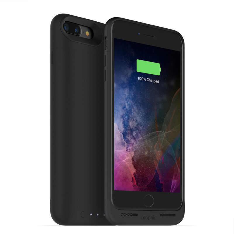 size 40 9f206 51db6 Mophie Juice Pack Air 2750mAh Battery Case Black iPhone 8/7 Plus
