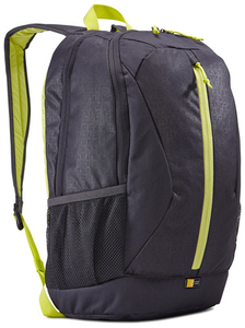 "Case Logic Ibira 40.6 cm 16"" Backpack case Anthracite"