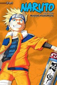 Naruto (3-In-1 Edition) Vol. 4: Includes Vols. 10 11 & 12