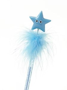 Feather Pen Star