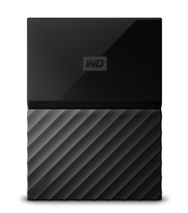 Western Digital 1TB My Passport Black