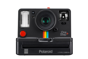 Polaroid OneStep+ i-Type Instant Camera Black