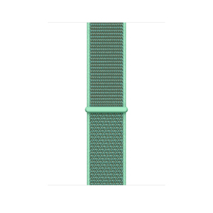 Apple 44Mm Spearmint Sport Loop