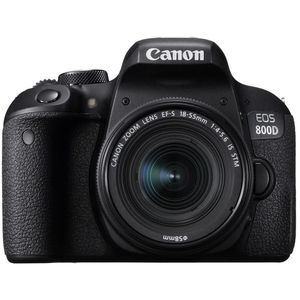 Canon Eos 800D 18 55 Is Bag+16Gb