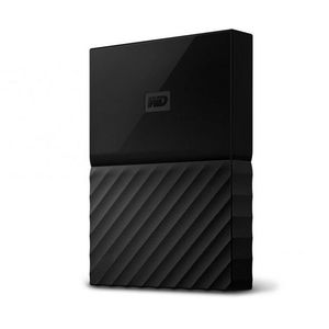 Western Digital My Passport 1TB Black External Hard Drive for Mac