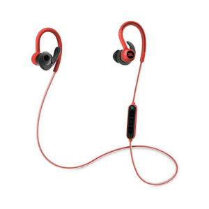 JBL Reflect Contour Ear-hook Binaural Wireless Red mobile headset
