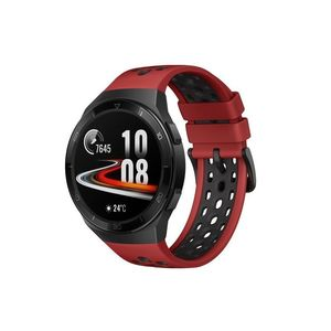 Huawei Watch Gt2E 46Mm Amoled Touch Screen Stainless Steel Lava Red