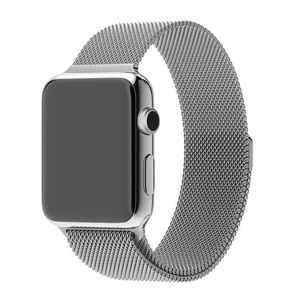 New Mesh Band For Apple Watch 42Mm 44Mmband Silver