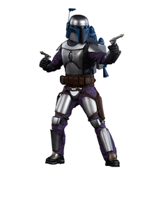 Star Wars Jango Fett 1 6 Scale Figure