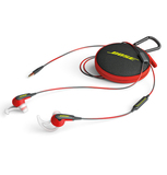 Bose 741776-0040 Headphones/Headset In-Ear Red,Black