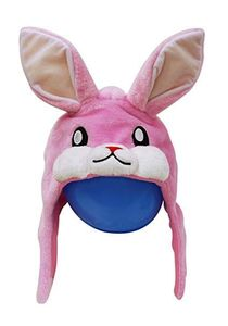 Rabbit Kigurumi Cap