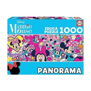 1000 Minnie Mouse Panorama Puzzle