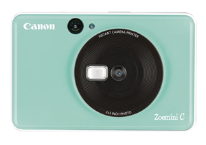 Canon Zoemini C Mint Green Instant Camera Printer