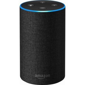 Amazon Echo Smart Speaker Charcoal [2nd Generation]