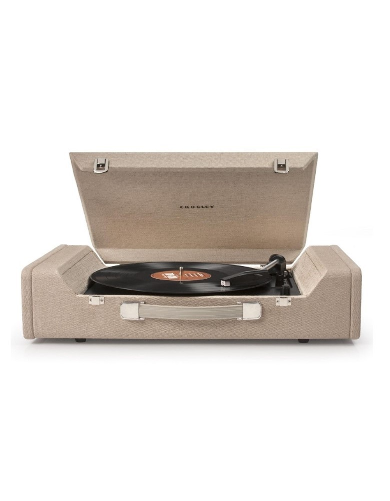 Crosley Nomad Portable USB Turntable Brown