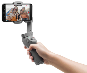 DJI Osmo Mobile 3 Smartphone camera stabilizer Grey