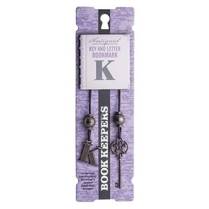 Book Keepers K Bookmark