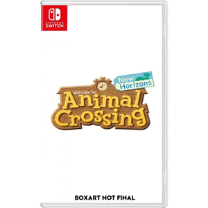 Nintendo Animal Crossing: New Horizons Video Game Nintendo Switch Basic English