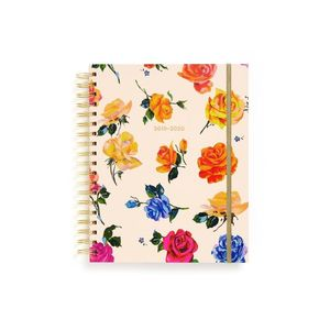 17 Month Medium Planner Coming Up Roses