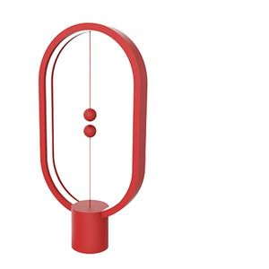 Heng balance lamp ellipse usb red