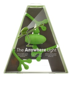 Anywhere Light Ego Green Booklight