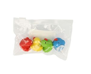 GOGOPO Mini Duck Erasers