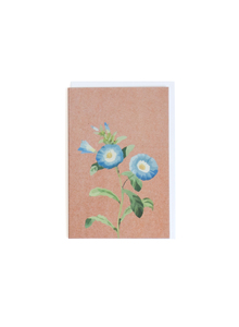 Kraft Garden Card Blue 3