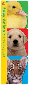 Chunky Pack: Baby Animals Chunky Set: Pets, Farm, and Wild Animals
