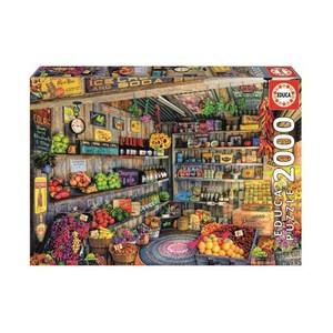 2000 Grocery Shop Puzzle
