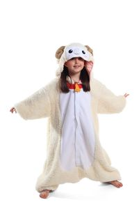 Sheep kids kigurumi