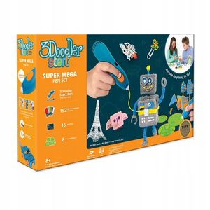 3Doodler Start Super Mega Pen Set