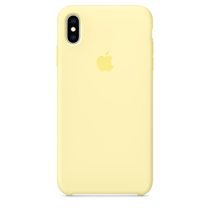 Apple Mujr2Zm/A Mobile Phone Case Cover Yellow