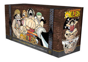 One Piece Box Set: East Blue And Baroque Works: Volumes 1-23 : With Premium