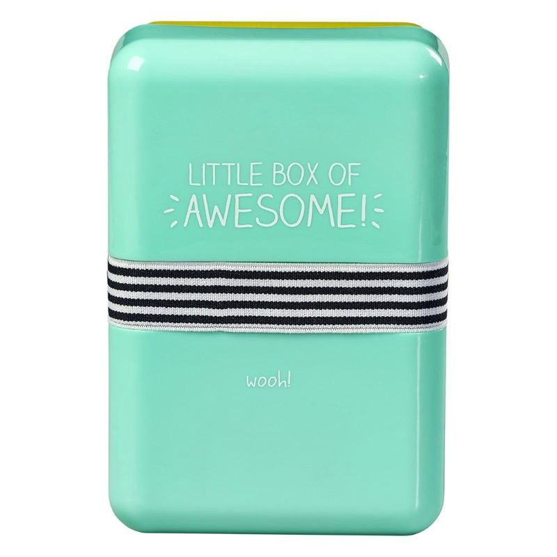 Happy Jackson Little Box Of Awesome Lunch Box