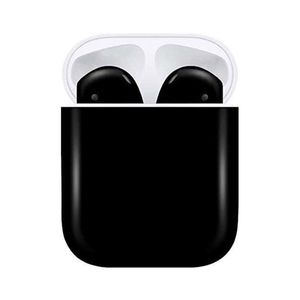Switch Airpod Jet Black Matte Wired V2