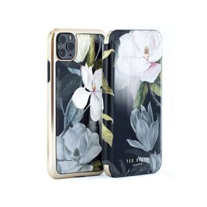 Ted Baker iPhone 11 Pro Max Folio Case Opal