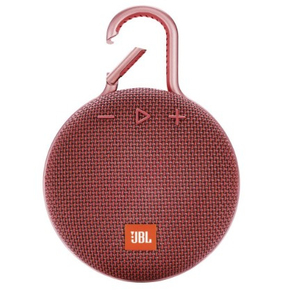 JBL Clip 3 3.3 W Mono portable speaker Red