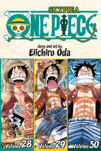 One Piece: Skypeia 28-29-30
