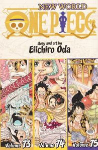 One Piece 3 In 1 Vol 24